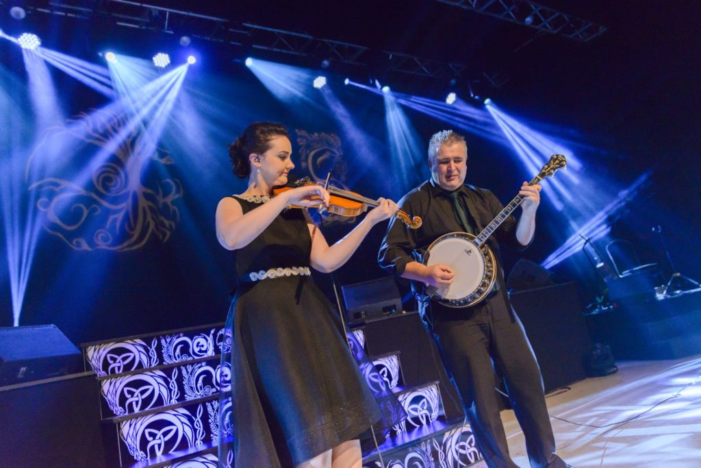 Celtic Steps Fiddle & Banjo Duet