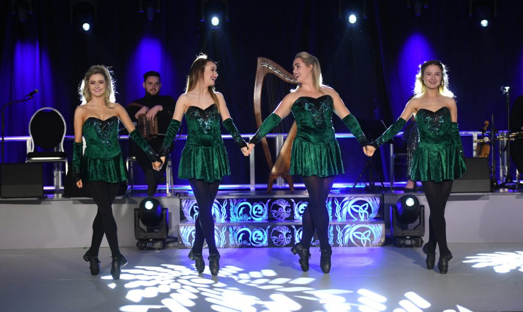 Celtic Steps The Show Opening Night Tralee