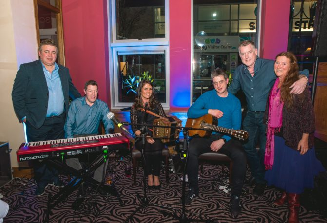 Celtic Steps Band