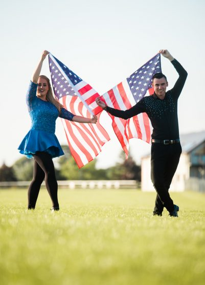 Celtic Steps The Show Happy 4th July