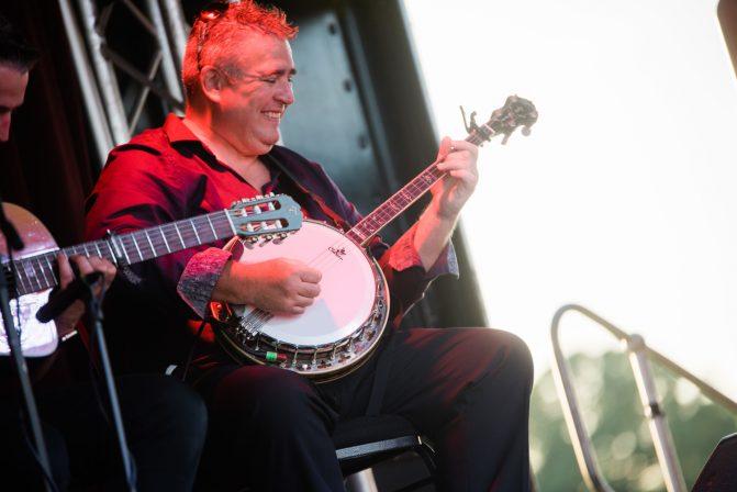 Celtic Steps The Show Banjo Player