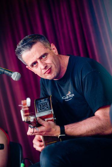 Celtic Steps The Show Guitar Player