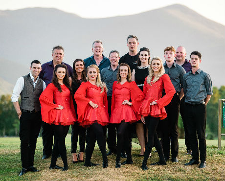 Celtic Steps At Launch Of 2018 Summer Shows