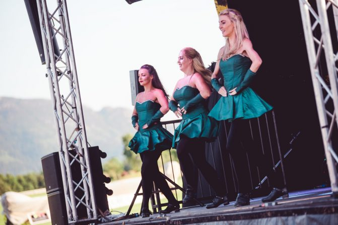 Celtic Steps Summer Show