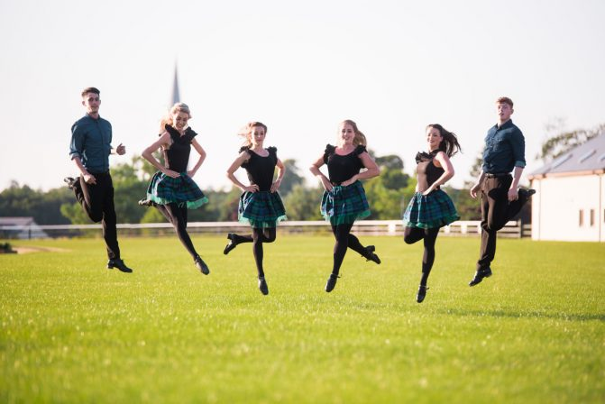 Celtic Steps The Show, Killarney Racecourse