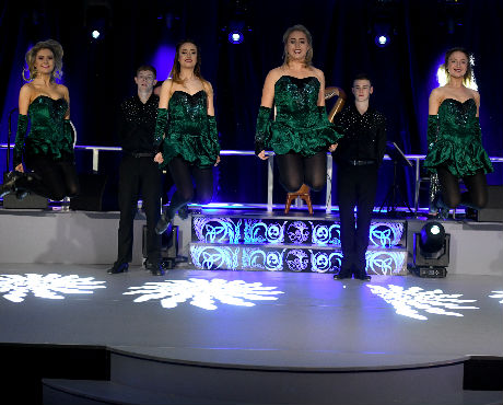 Celtic Steps The Show -World Champion Irish Dancers