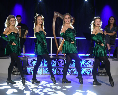 Celtic Steps The Show Tralee