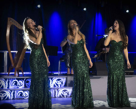 Celtic Steps The Show Featuring The O'Neill Sisters