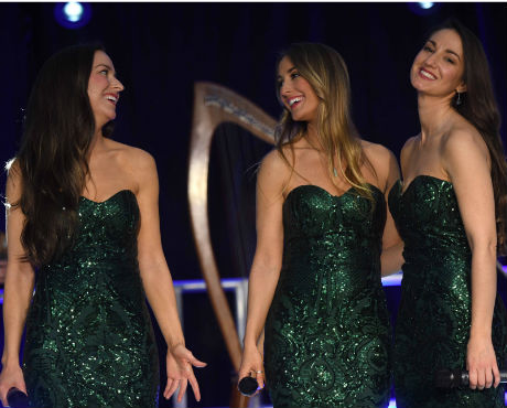 Celtic Steps The Show With The O'Neill Sisters