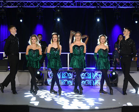 Celtic Steps The Show – World Champion Irish Dancers