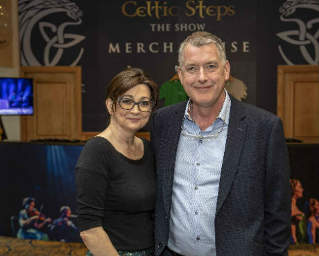 Celtic Steps The Show - Opening Night The Brandon Conference Centre Tralee