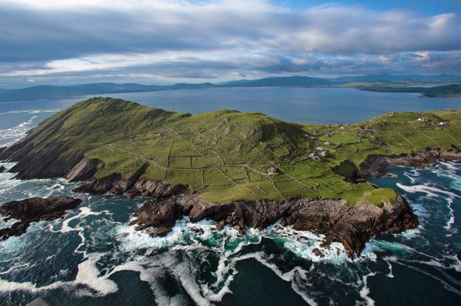 Celtic Steps-Ring of Kerry, Co. Kerry
