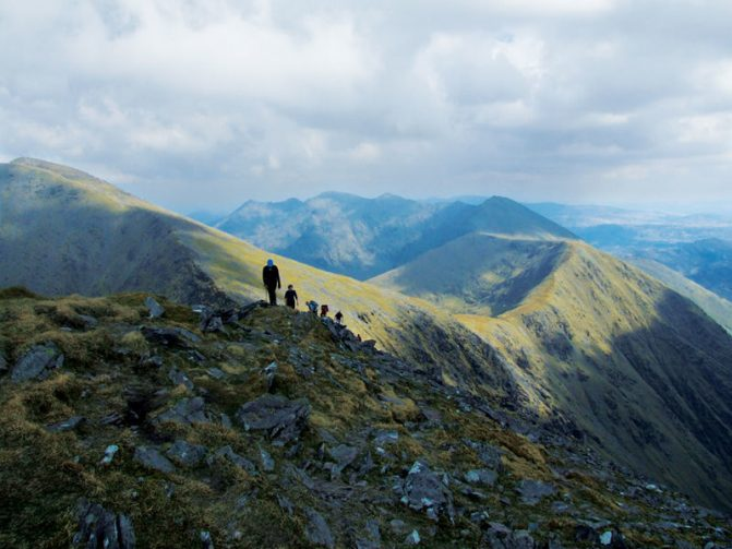 Top Ten Reasons To Visit Kerry In 2020- Carrauntoohil