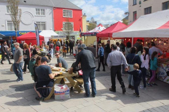 Celtic Steps Guide To Tralee This Summer- Tralee Food Festival